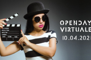 Open Day - 10 Aprile 2021